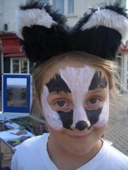 chd badger