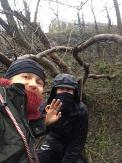 In the trees at Sidley (20.12.12)