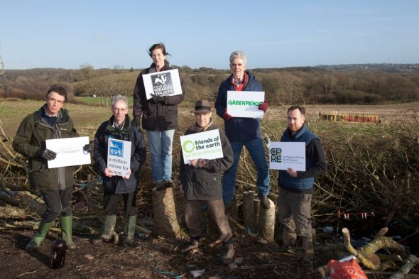 green & conservation directors in combe haven