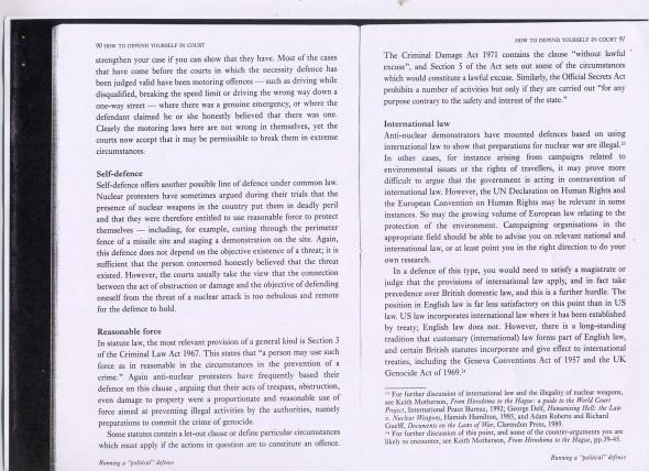 sixth page
