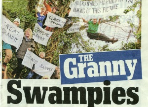 the granny swampies daily mail