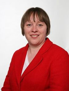 Shadow Transport Minister Maria Eagle