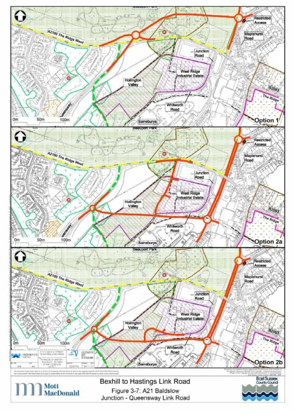 baldslow road maps