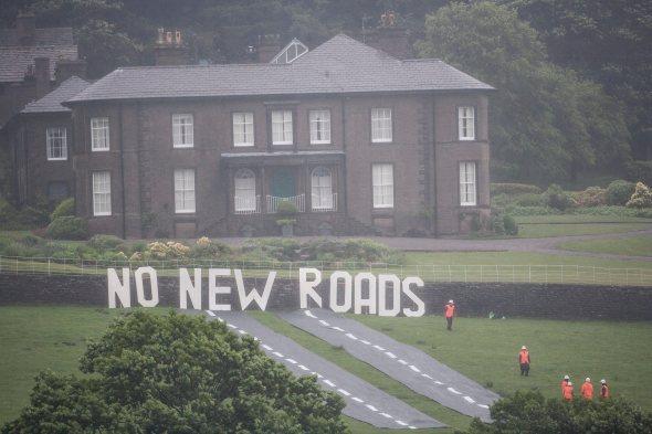 Osborne's roads