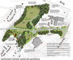 Queensway Gateway masterplan