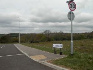 'No Jobs Close'. North Queensway Innovation Park (3)