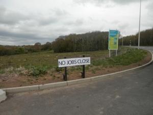 No Jobs Close, North Queensway Innovation Park (1)
