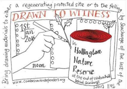 drawn to witness