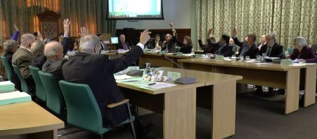 planning committe vote