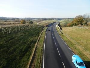 Bexhill Hastings Link Road, November 2016
